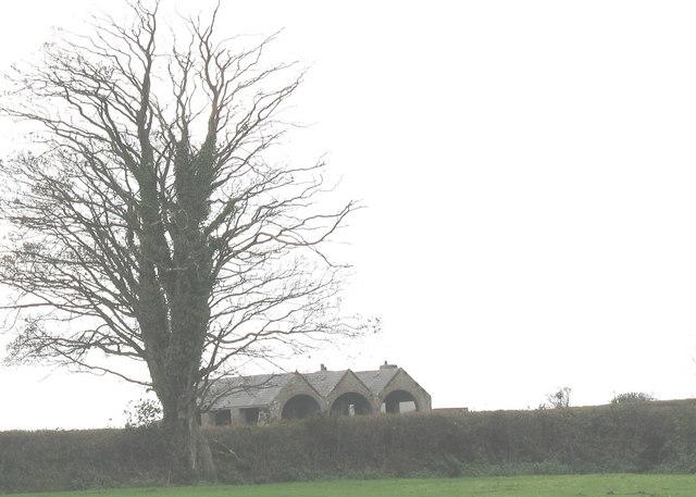 Barns at Fferm Cae Gwyn, Bethel Road