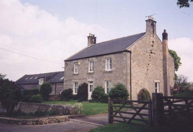 Codlaw Hill, near Acomb