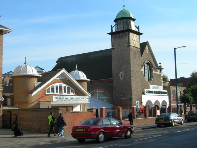 Central Mosque, Wembley