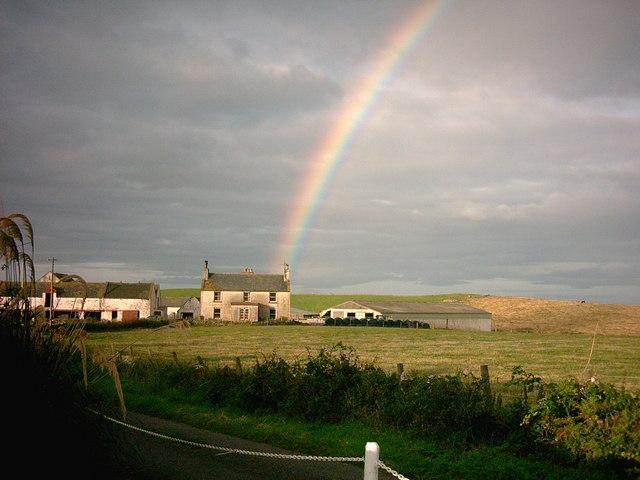 North Cairn Farm Kirkcolm