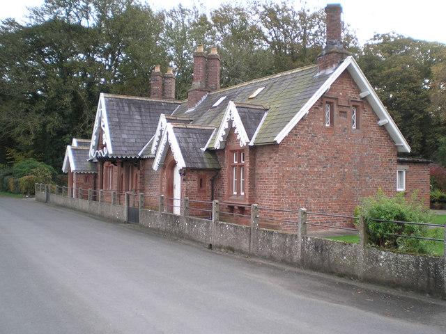 Cottages at Brunstock