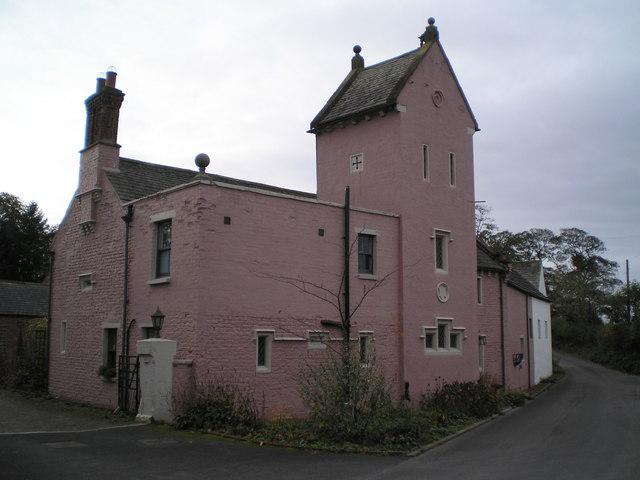 The Old Dairy at Brunstock.
