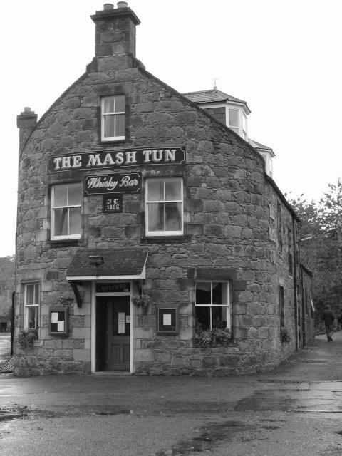 Mash Tun, restaurant