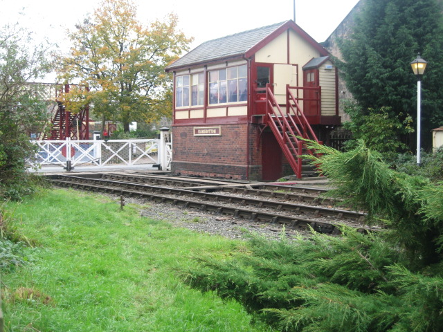 Ramsbottom Signal Box