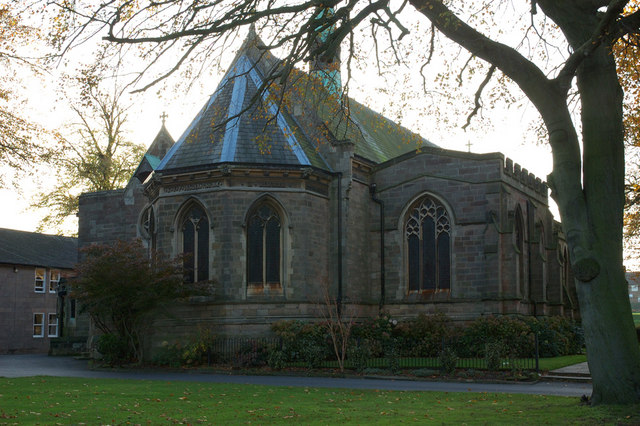 Repton School Chapel