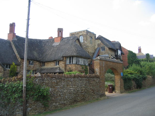 The Manor House, Sibford Gower