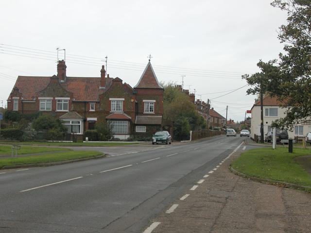 Ingoldisthorpe Main Road