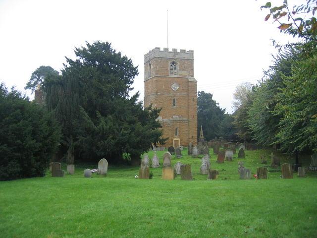 The Parish Church of St Mary the Virgin, Ilmington