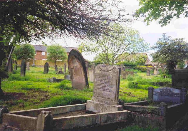 St. Alban's Churchyard, Windy Nook