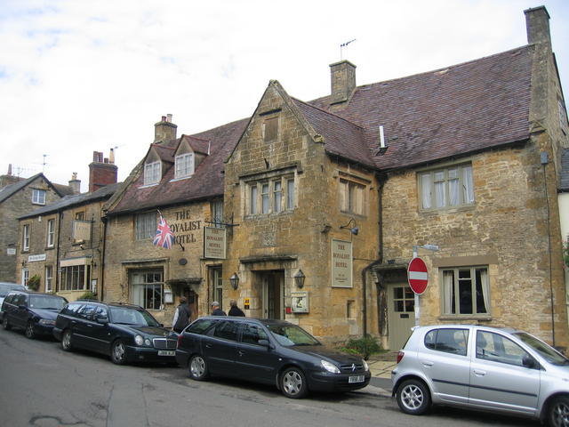 The Royalist Hotel, Stow-on-the-Wold