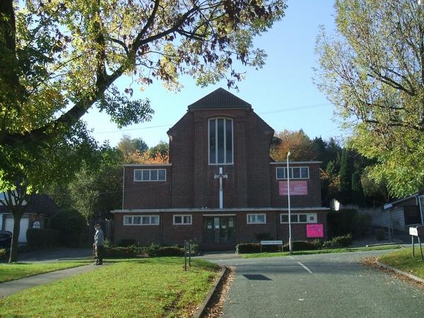 Holy Trinity, Ettingshall