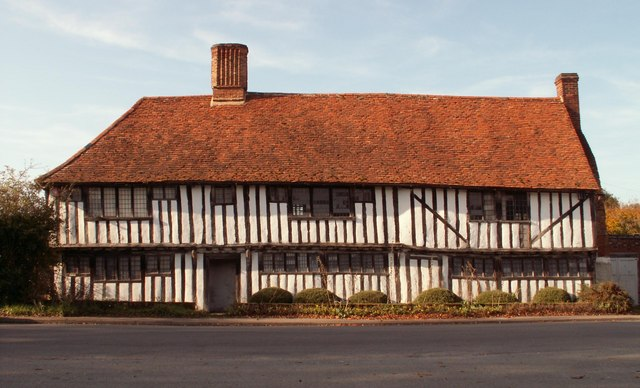 Weaver's House, Stratford St. Mary, Suffolk