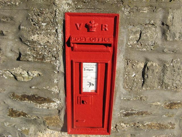 Victorian Post Box, Keith