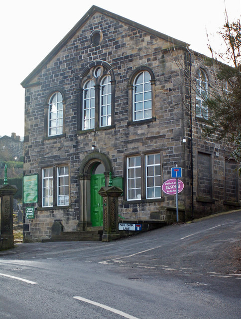 Mytholmroyd Methodist Church