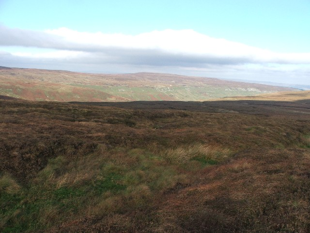 Looking towards Walden Moor from Windle Side