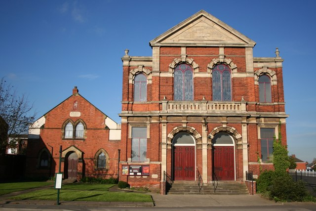 Ashby Wesleyan Methodist Church