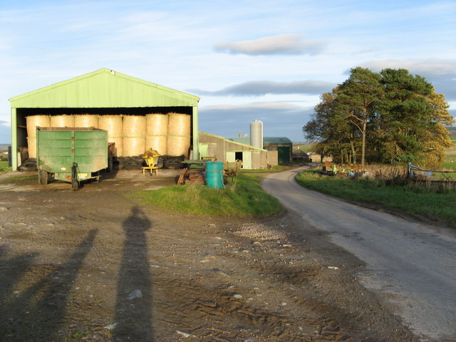 Coldhome Farm, near Keith