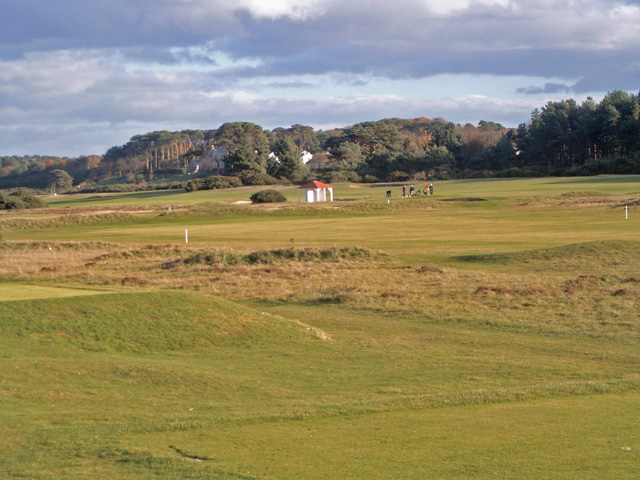 The Nairn Golf Course