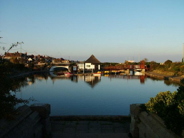Water Ways, Great Yarmouth.