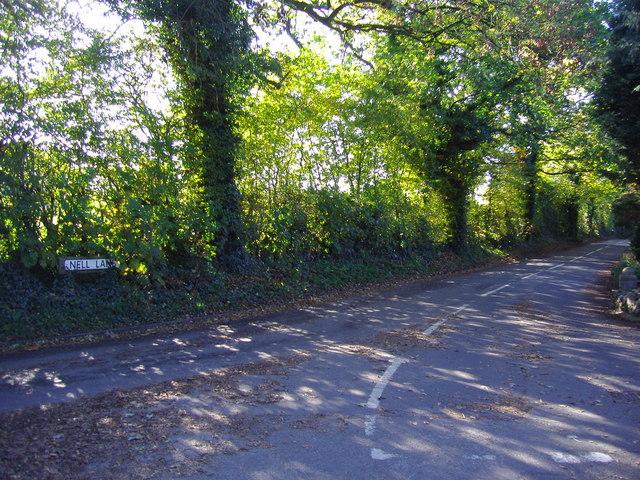 Lane junction