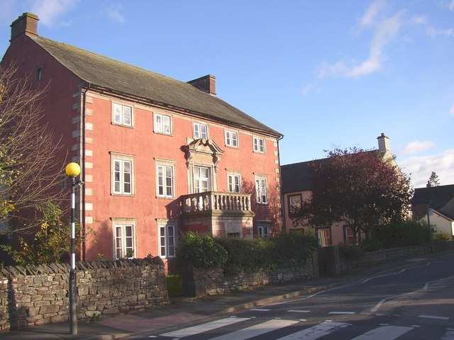 The Mansion House, Eamont Bridge, Yanwath and Eamont Bridge