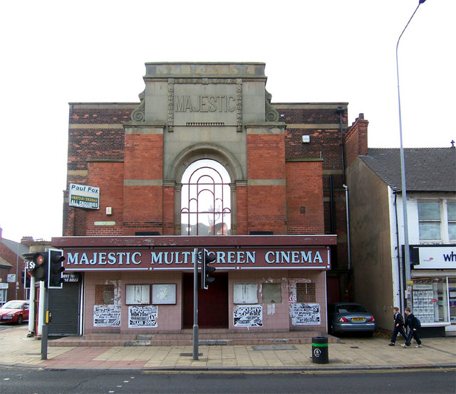 The Majestic Cinema, Scunthorpe