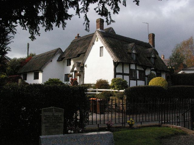 Church Cottage, Eaton