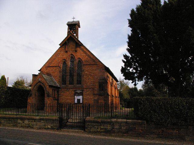 St. Thomas's Church, Eaton