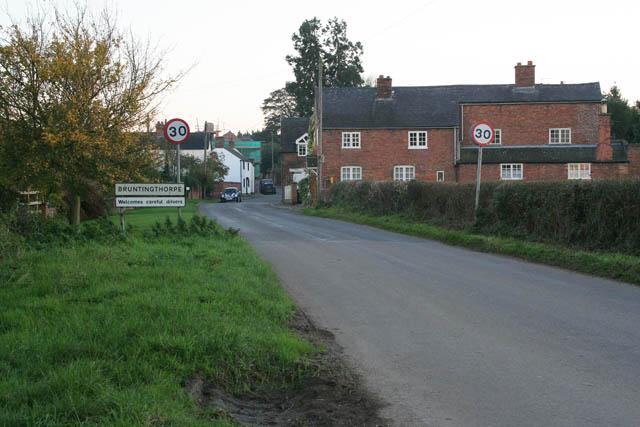 Bruntingthorpe, Leicestershire