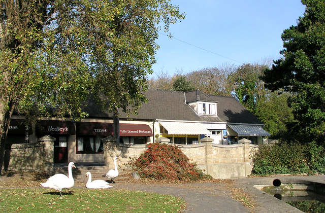 Restaurant, Bron-y-Mor, The Knap, Barry