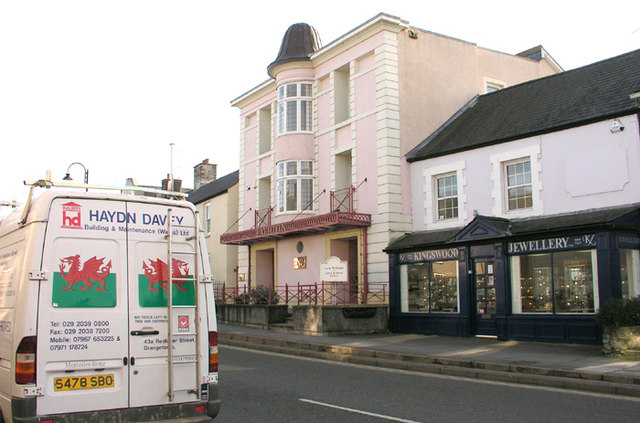 Former Pavilion Cinema, Cowbridge