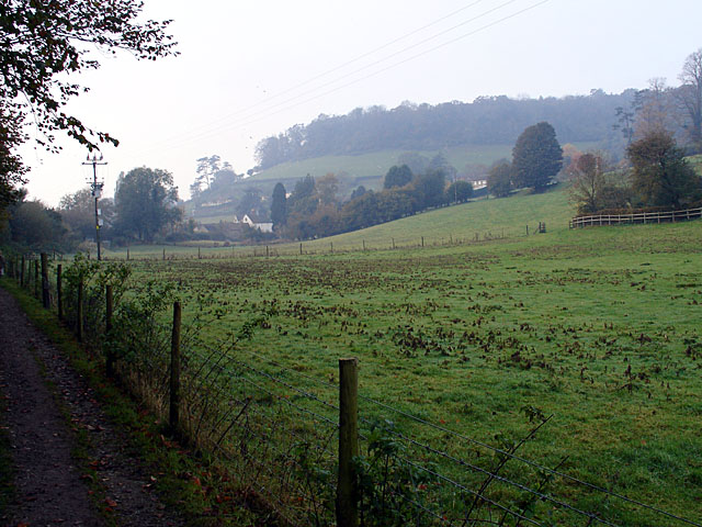 Looking towards Holywell