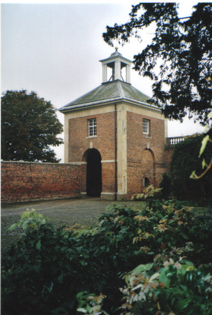 Bell Tower, Beningbrough Hall.
