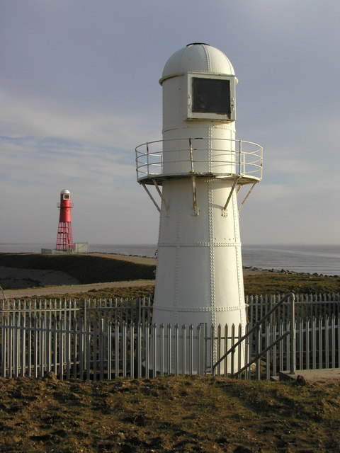 Lighthouse near Paull