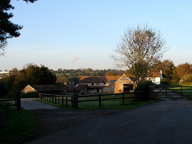 Chapel Pill Farm