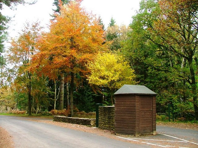 Toll Booth, Hamsterley Forest