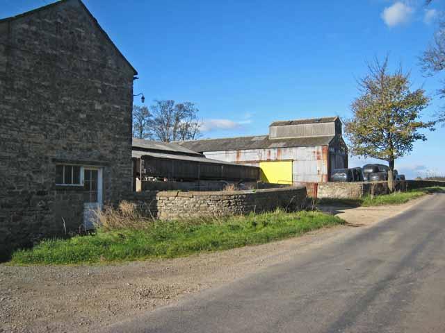 High Burton, near Masham