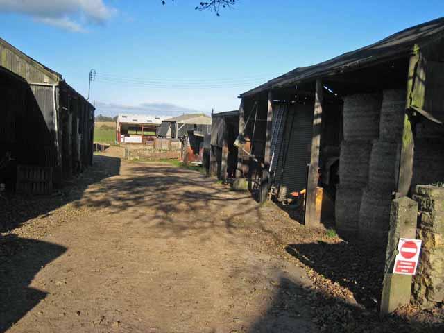 Gebdykes Farm, near Masham