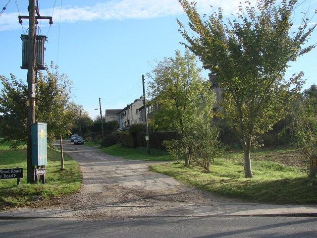 North Lodge Lane, Darrington