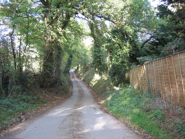 Lane at Town Ditch