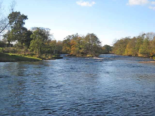 Rapids on the River Ure