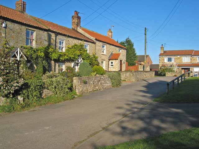 Cottages at Thornborough