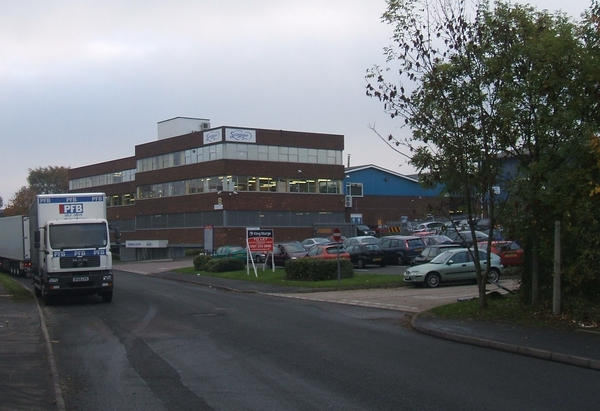 Offices in Woden Road West