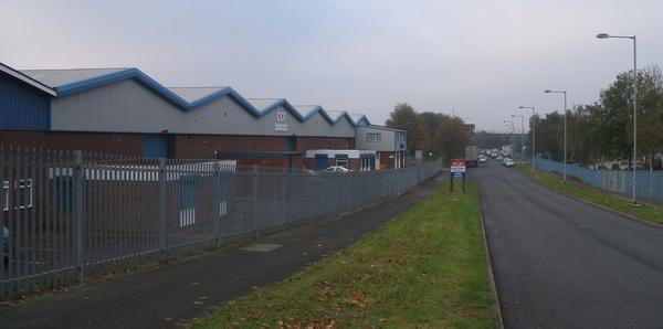 Woden Road Industrial Estate