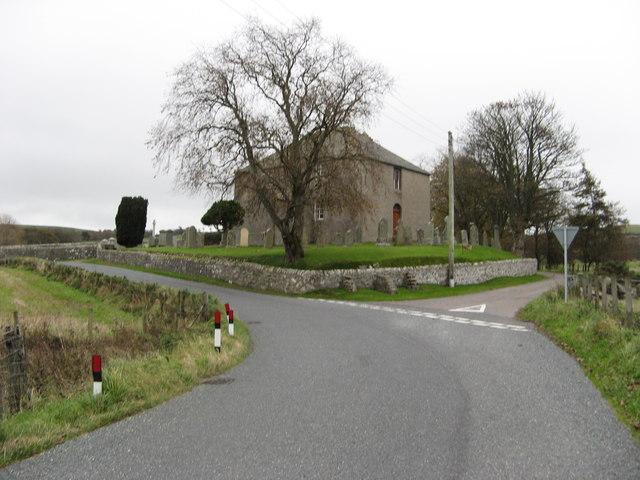 Ordiequhill Church