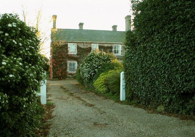 Farmhouse at Spring Farm