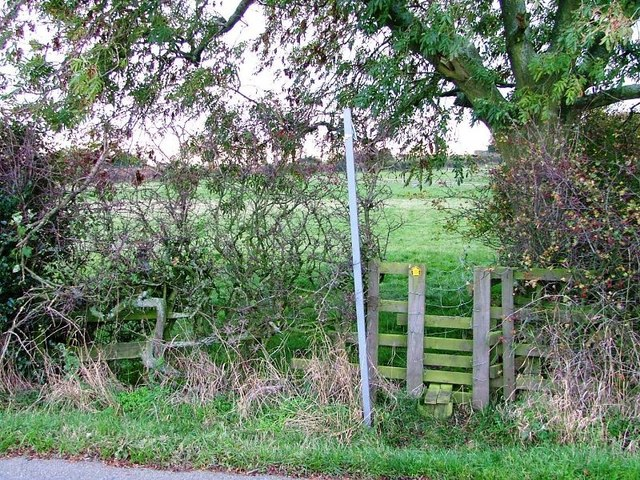Stile, Footpath to Rawshaw Lane