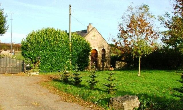 Former Methodist Chapel, Bildershaw