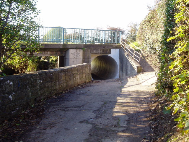 Brookhouse underpass