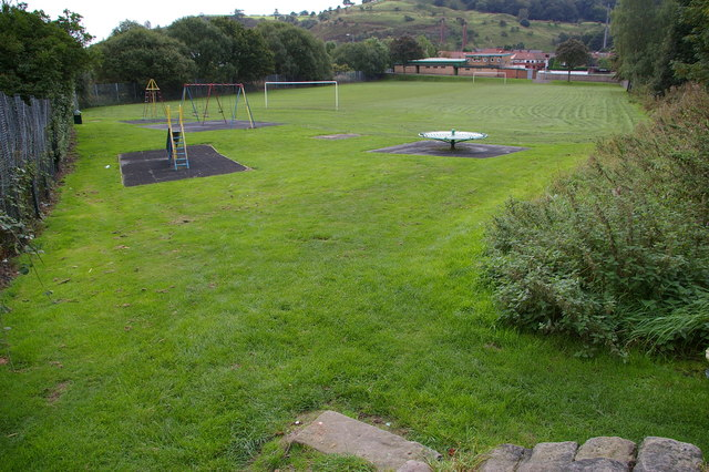 Scott Street Recreation Ground, Walsden